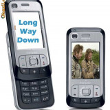 Nokia 6110 navigator - Telefon Nokia, Negru, Neblocat, Cu slide, Symbian OS