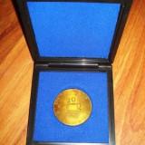 Placheta Centrul de calcul al Marinei militare 1997 - Medalii Romania