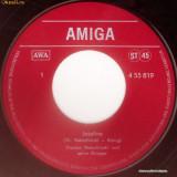 Single Amiga, Thomas Natschinski si formatia lui, 1971, ST 45 4 55 819