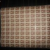 COALA TIMBRE REGELE MIHAI 1943-1945  4.5    LEI