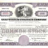 700 Actiuni -Gulf States Utilities Company -seria NC67124
