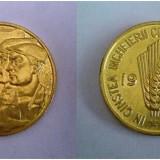 Medalii Romania, An: 1962 - Medalie -In cinstea incheierii colectivizarii agriculturii- 1962