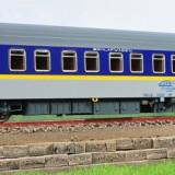 Macheta Feroviara, 1:87, HO - Vagon de dormit T2s CFR, scara HO