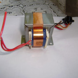 Amplificator audio, 0-40W - Trafo amplif.25V, 45W