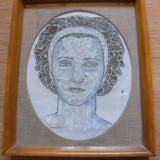 Portret mozaic