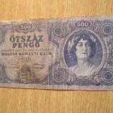 Bancnota Straine - BB - UNGARIA - 1945