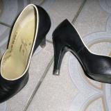 Pantofi dama, Marime: 35.5, Fuchsia