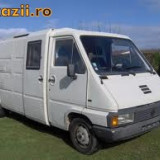Carlig tractare renault master 1988