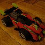 LEGO Cars - Macheta masina cars originala LEGO Racers Fast Red Shark Team Creators