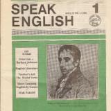 Curs limbi straine - Engleza pentru romani - Speak English - nr1/1991