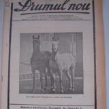 Revista DRUMUL NOU - 1938 - Carte de aventura