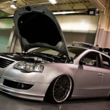 Prelungire bara fata tuning, Volkswagen, PASSAT (3C2) - [2005 - 2010] - Vand prelungire bara fata VW Passat 3C votex ver 2