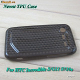 HUSA HTC INCREDIBLE S - PROTECTIE TPU HTC INCREDIBLE S - SMOKE SERIES - Husa Telefon