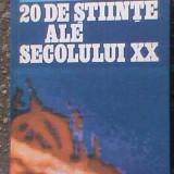20 Stiinte ale secolului XX-Daniel Cocoru