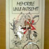 MEMORIILE UNUI ANTISEMIT - GREGOR VON REZZORI
