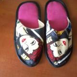 Papuci dama - Papuci de casa