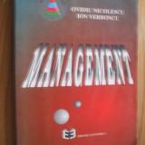 MANAGEMENT -- O. Nicolescu, I. Verboncu  - 1997,   406  p.