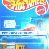 HOT WHEELS --STREET CLEAVER ++1799 DE LICITATI !! - Macheta auto Hot Wheels, 1:64