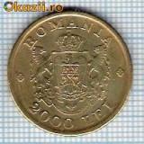 Monede Romania - 222 Moneda 2000 LEI 1946 -starea care se vede -ceva mai buna decat scanarea