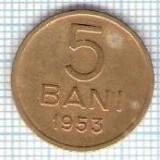Monede Romania - 269 Moneda 5 BANI 1953 -starea care se vede -ceva mai buna decat scanarea