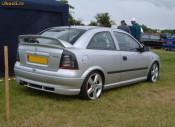 Vand set praguri Opel Astra G 2 OPC foto