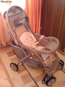Carucior copii Safety 1st Travel System foto