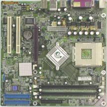 Placa de baza EPOX EP-8RGMI - socket A / 462 - video, sunet, lan, DDR400, nForce 2 - 90 lei foto
