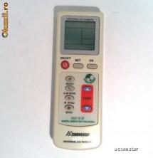 Telecomanda universala pentru Aparate aer conditionat 400 coduri photo
