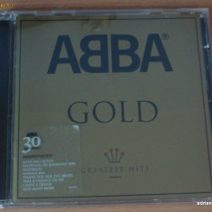 ABBA - Gold.Greatest Hits (30 th Anniversary Remastered ) - Muzica Pop universal records, CD