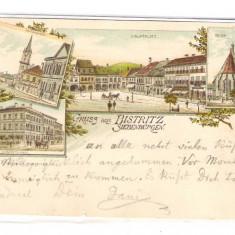 301. Bistrita lithografie 1894