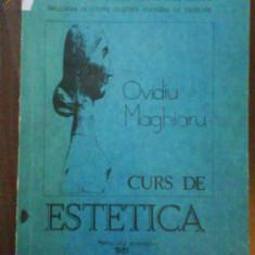 2094 UBB Curs de estetica, Ovidiu Maghiaru - Curs hobby