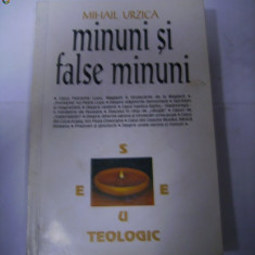Minciuni si false minciuni -Mihail Urzica