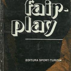 Roman - Fair-play de Cristian Topescu, Virgil Ludu