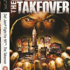 JOC PSP DEF JAM FIGHT FOR NY THE TAKEOVER ORIGINAL / STOC REAL / by DARK WADDER - Jocuri PSP Electronic Arts, Actiune, 18+, Single player