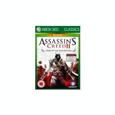 Jocuri Xbox 360, Shooting, 18+, Single player - PE COMANDA Assassins Creed 2 GOTY Essentials
