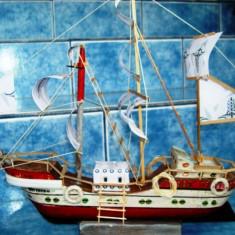 Macheta Navala - Corabie