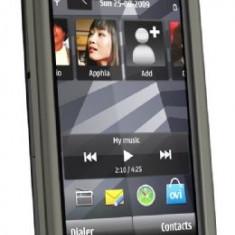 Telefon mobil Nokia 5230, Negru, Vodafone - Nokia 5230
