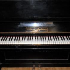 Pianina Urbas & Reifshauer (1914)