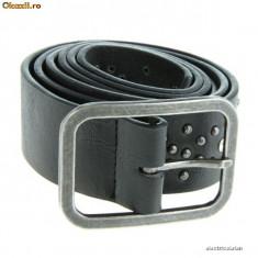 Curea / Centura LEE COOPER dama Vintage Black 8428 - Curea Dama Lee Cooper, Marime: M/L, Culoare: Din imagine, Asemanator piele