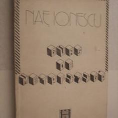NAE IONESCU - Curs de Metafizica