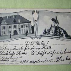 CLUJ - Imagini ale Clujului - 1902