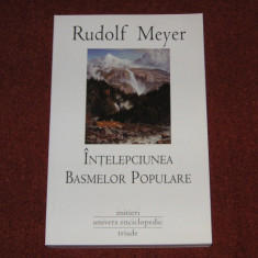 Intelepciunea basmelor populare - Rudolf Meyer - Studiu literar