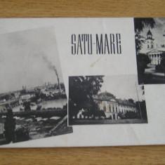 Carti Postale Romania dupa 1918, Circulata - RC - SATU MARE 3