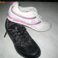 Pantofi dama WINK; cod FU411-1(alb) marime:36-41 - Adidasi dama Wink, Marime: 38, 39, 40