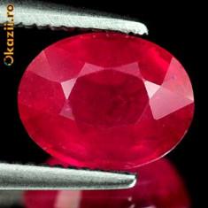 Bijuterie Pietre pretioase - RUBIN NATURAL 1.75 CT