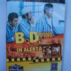 BD BRIGADA DIVERSA - IN ALERTA . - Film comedie, Romana