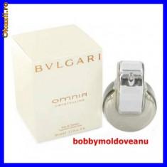 PARFUM DAMA BULGARI OMNIA CRYSTALINNE 65ML - Parfum femeie Bvlgari, Apa de toaleta