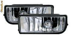 Proiector - Proiectoare ceata pentru BMW E36 (crom)