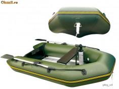 Barca Pescuit - Barca pneumatica BARACUDA RY-BM240 merti 2 persoane