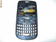 Telefon mobil Nokia C3, Gri, Vodafone - Vand(schimb) telefon Nokia C3